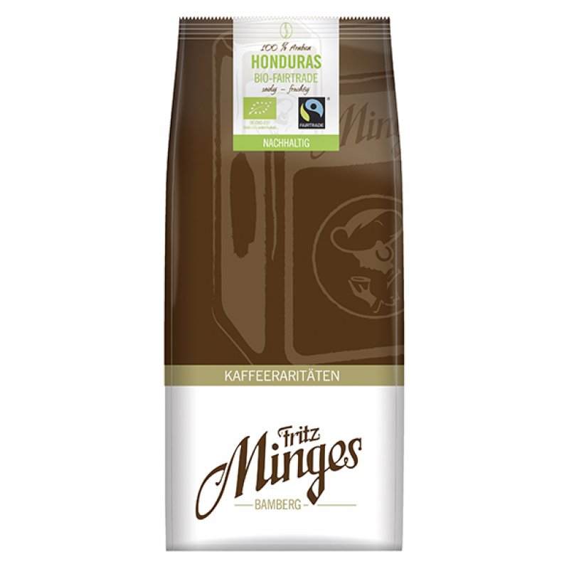 Fritz Minges Honduras Fairtrade 100% Arabica
